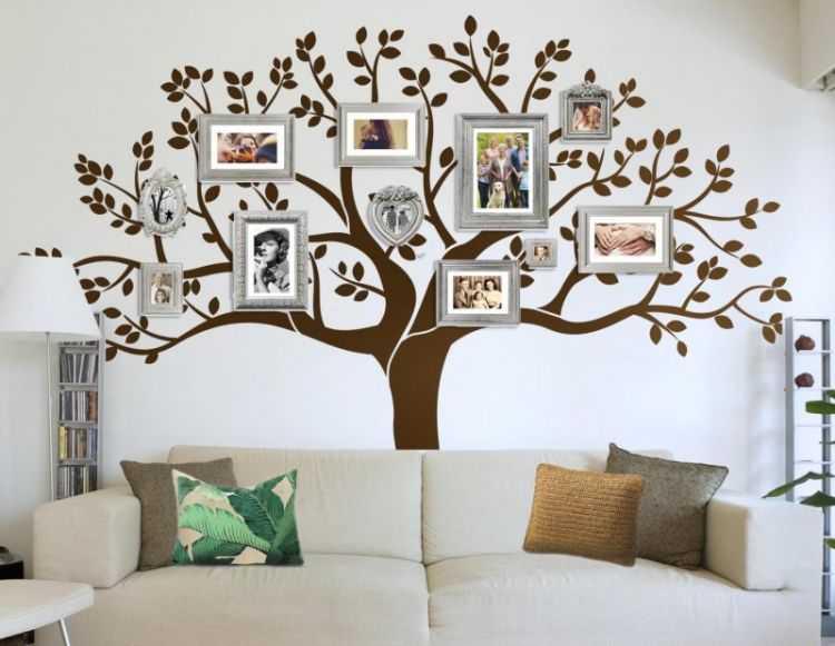 один цветок семейное дерево картинки знаете